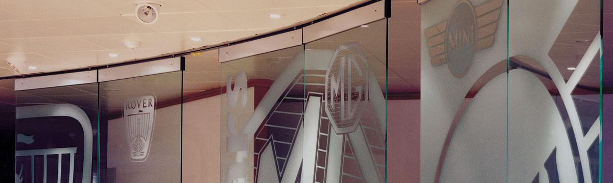 Divisiones Acústicas Hufcor Glasswall